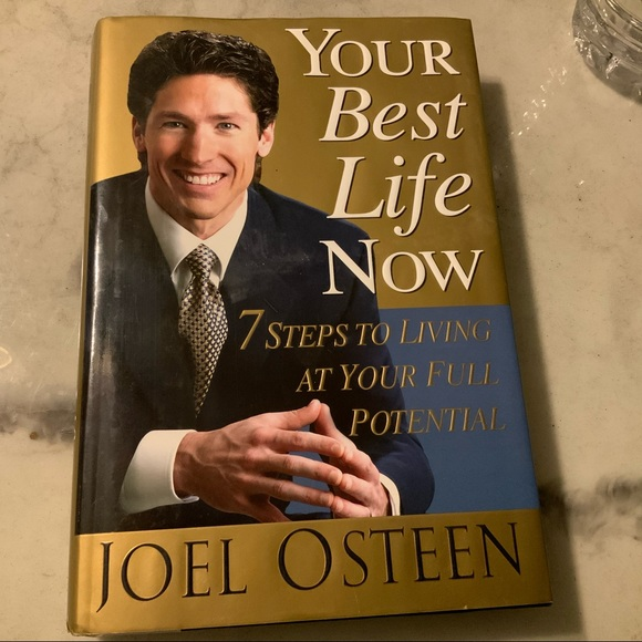 YOUR BEST LIFE NOW Joel Ostend 7 steps
